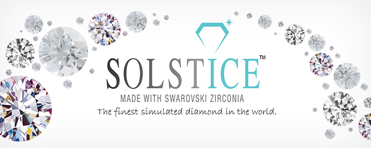 Solstice Swarovski Zirconia